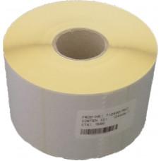 Papier-Etiketten 70mm*50mm, 1500 Etiketten/Rolle