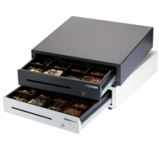 Kassenlade (Schublade) Metall, schwarz oder grau