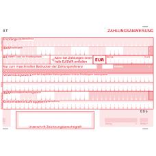 SEPA Zahlungsanweisungen (mit IBAN + BIC)