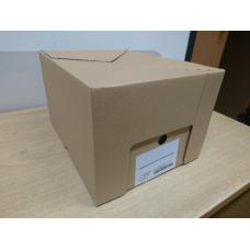 Endlospapier 12 Zoll (304,8 mm) x 340mm 2fach, 1000 Blatt (Garnituren á 2 Blatt), 2x55g, geeignet für Matrixdrucker mit Traktorführung