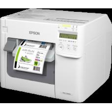 Tintenstrahl Drucker Epson ColorWorks C3500