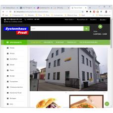 Touch Extra! Online Webshop für Gastronomie und Verkauf